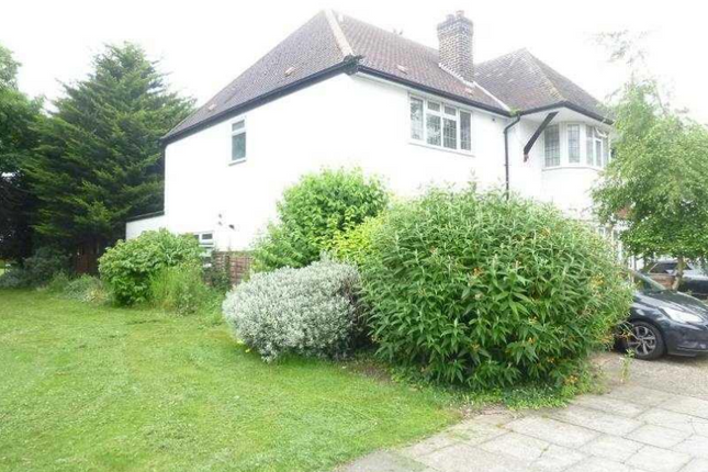 Thumbnail Semi-detached house to rent in The Ridgeway, Finchley