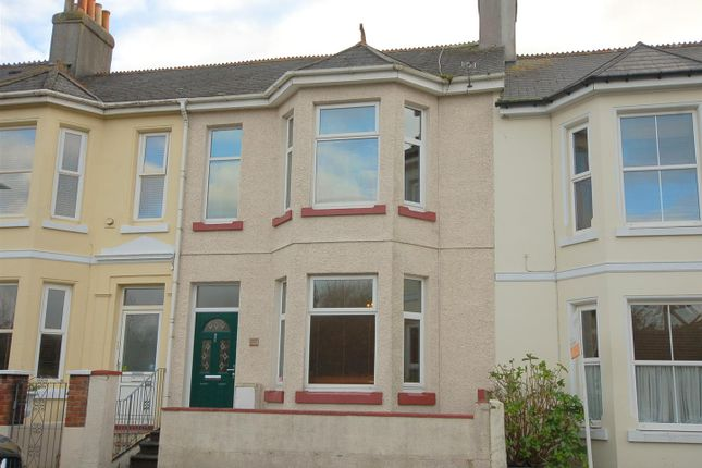 Thumbnail Terraced house for sale in Wolseley Road, Plymouth
