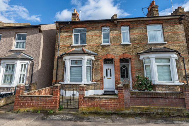 Thumbnail Terraced house for sale in Halstead Road, London