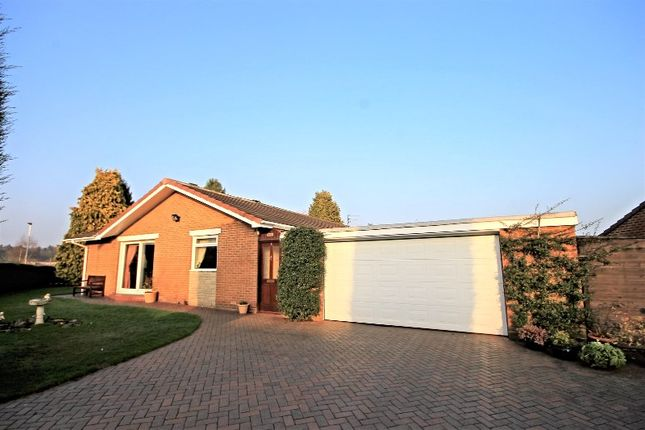 Thumbnail Detached bungalow for sale in Rookery Gardens, Rushyford