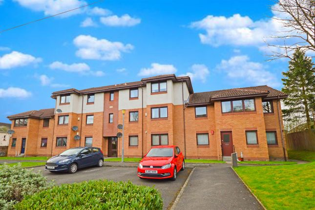 Thumbnail Flat for sale in Glanderston Court, Knightswood, Glasgow