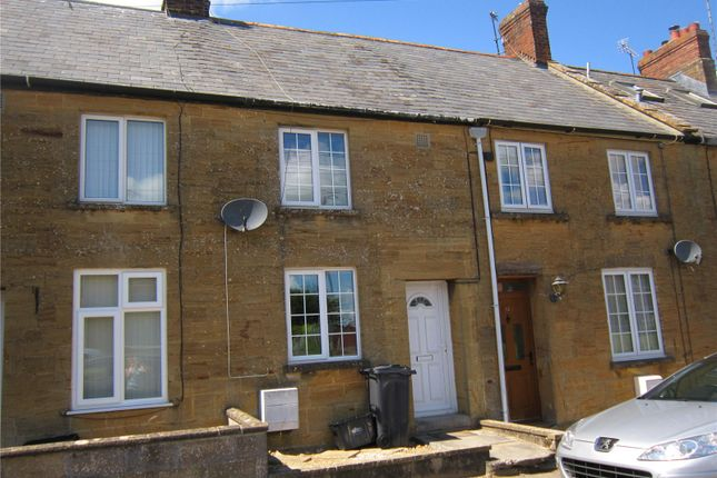 Thumbnail Terraced house to rent in West Street, South Petherton, Somerset