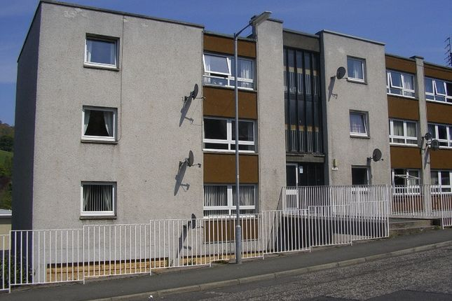 Thumbnail Flat to rent in Croft Street, Galashiels, Borders