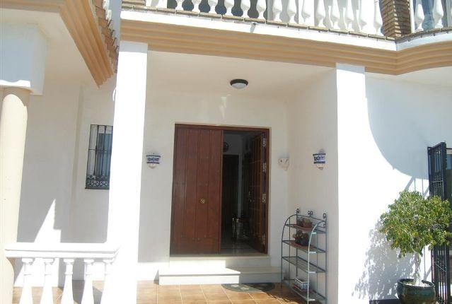 Main Entrance of Spain, Málaga, Mijas
