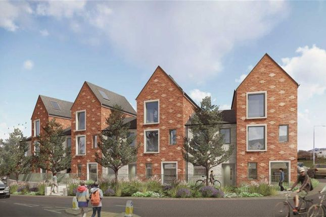 Thumbnail Terraced house for sale in Castle Court, Mulberry Avenue, Portland