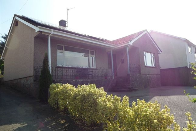 Thumbnail Detached bungalow to rent in Devauden, Chepstow, Monmouthshire