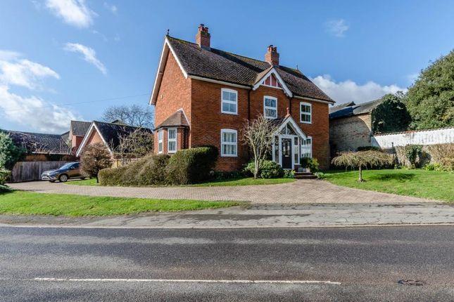 Thumbnail Detached house for sale in Balsham, Cambridge, Cambridgeshire