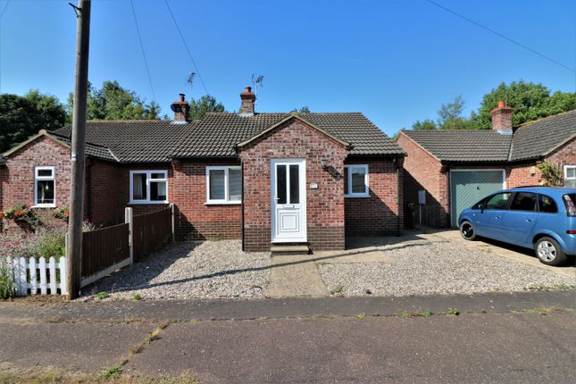 2 bed semi-detached bungalow for sale in Wensum Drive, North Elmham NR20
