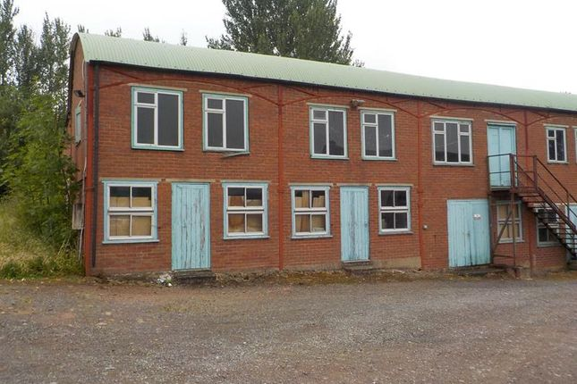 Thumbnail Light industrial to let in Whytehouse Farm, Greenway, Kidderminster, Worcestershire