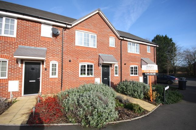 Thumbnail Terraced house for sale in Partridge Close, Salford Priors