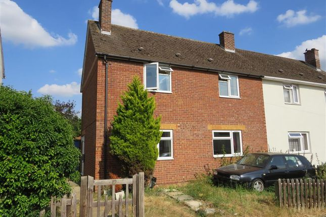 Thumbnail Semi-detached house for sale in Manor Road, Earls Barton, Northampton