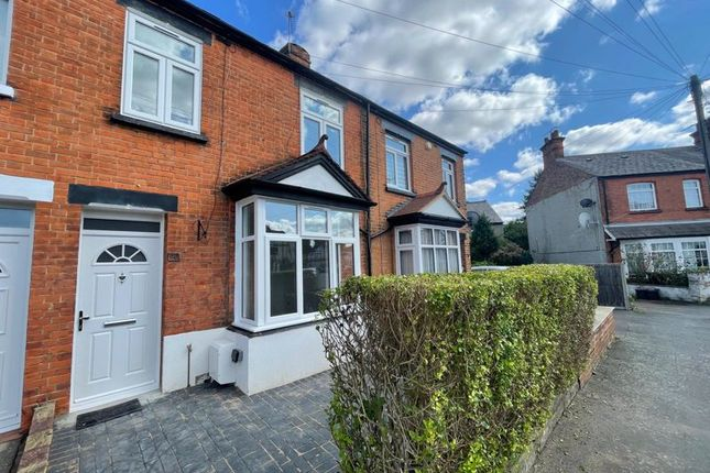 Thumbnail Terraced house to rent in Churchill Road, Edgware