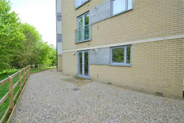 Thumbnail Flat to rent in Percy Green Place, Stukeley Meadows, Huntingdon, Cambridgeshire