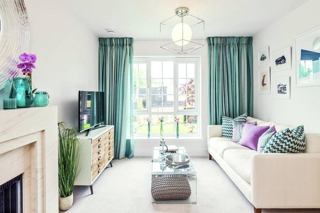 "Thumbnail Terraced house for sale in ""The Arthur"" at North Berwick"