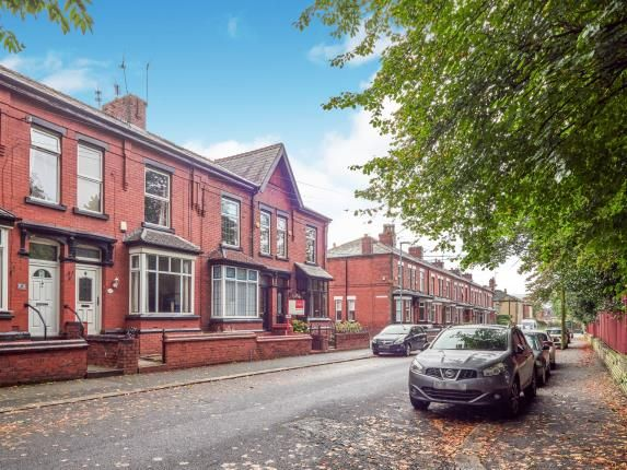 Front of Grenville Street, Dukinfield, Greater Manchester SK16