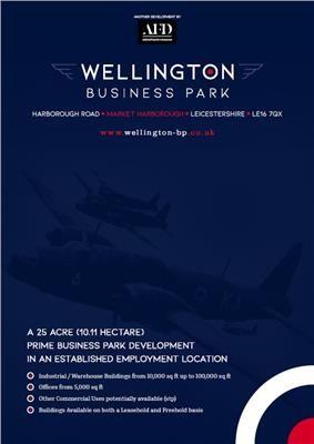 Thumbnail Office for sale in Wellington Business Park, Harborough Road, Market Harborough, Leicestershire