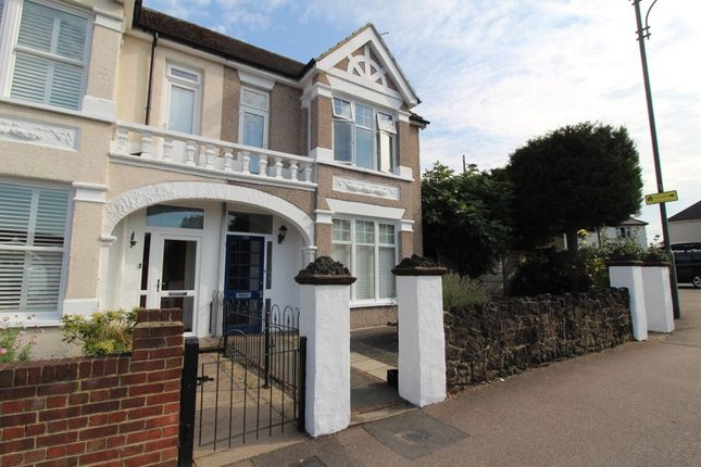 Thumbnail Semi-detached house to rent in Bexley Road, Erith
