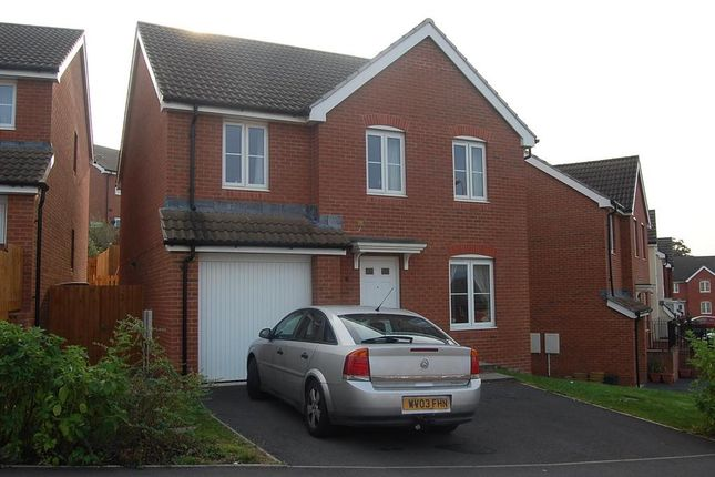 Thumbnail Detached house to rent in Dol Y Dderwen, Ammanford