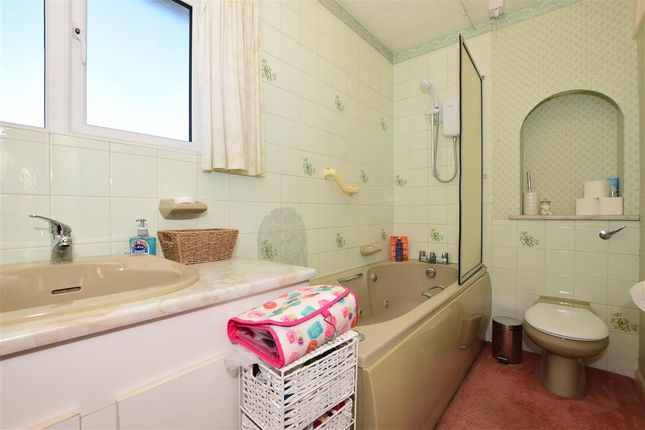Bathroom of Eagle Close, Larkfield, Aylesford, Kent ME20
