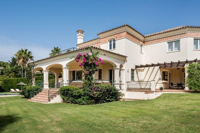 Villa for sale in Zona F, Sotogrande, Cadiz, Spain