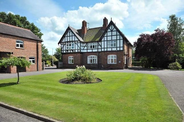 Thumbnail Detached house for sale in Nantwich Road, Wimboldsley, Middlewich, Cheshire