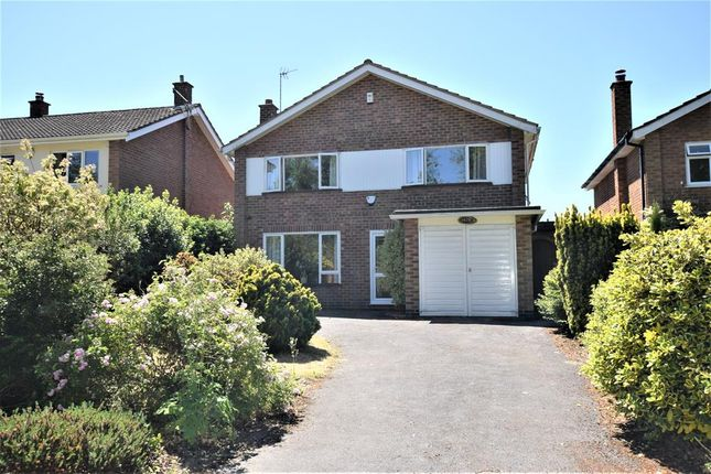 Thumbnail Detached house for sale in Warwick Road, Knowle, Solihull
