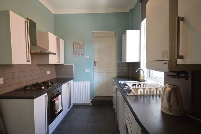 Flat for sale in Trevor Terrace, North Shields