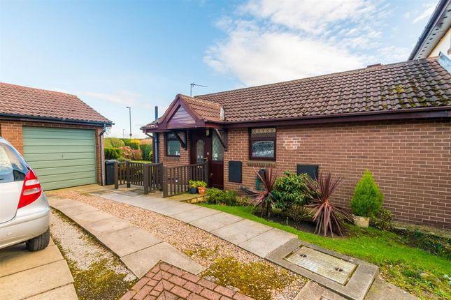 Thumbnail Semi-detached bungalow for sale in Haven Croft, Cookridge