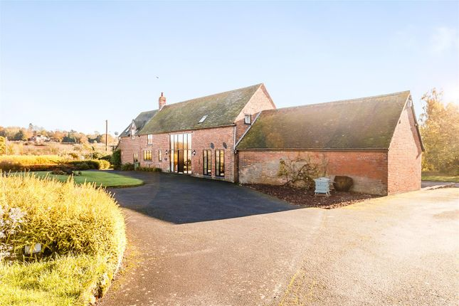 Thumbnail Barn conversion for sale in Cryfield Grange Road, Kenilworth