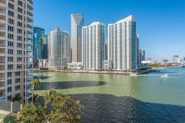 Thumbnail Apartment for sale in 848 Brickell Key Dr, Miami, Florida, United States Of America
