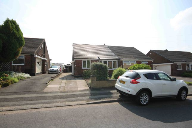 Thumbnail Semi-detached bungalow to rent in Lord Stile Lane, Bromley Cross, Bolton, Lancs, .