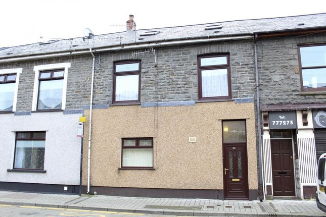 Thumbnail Flat for sale in Wyndham Street, Treherbert -, Treorchy