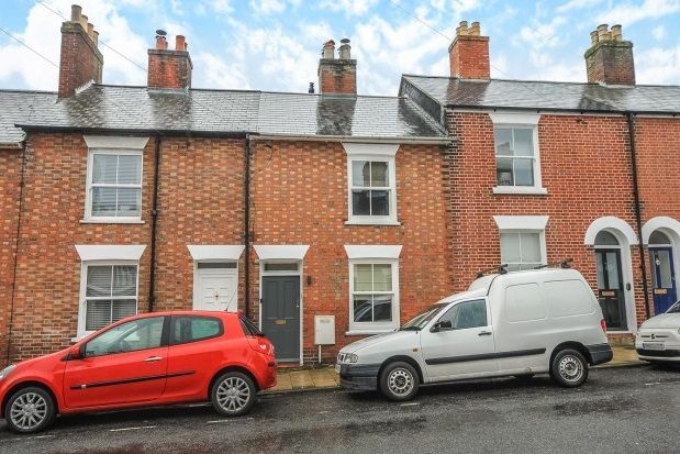 Thumbnail Terraced house to rent in Station Street, Lymington