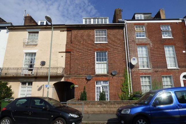 Thumbnail Flat for sale in Church Road, St. Thomas, Exeter