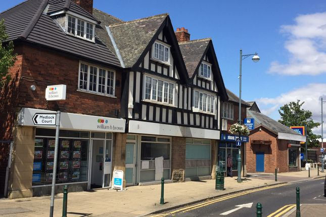 Thumbnail Retail premises for sale in Laughton Road, Dinnington