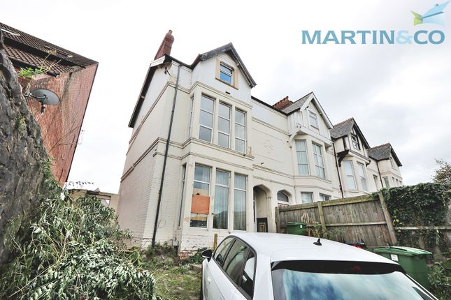 Thumbnail End terrace house for sale in Cowbridge Road West, Ely, Cardiff