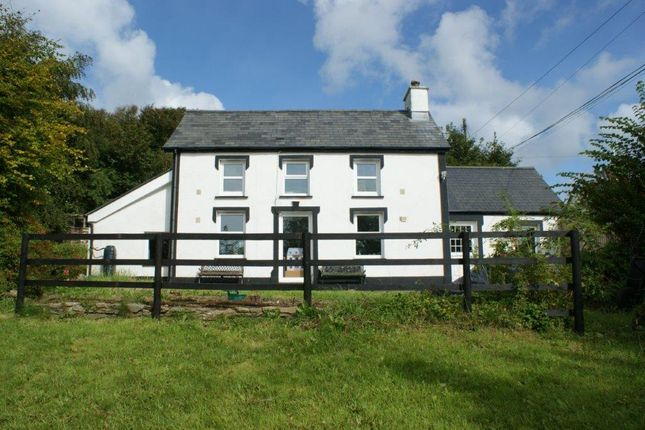 Thumbnail Detached house for sale in Croeslan, Llandysul