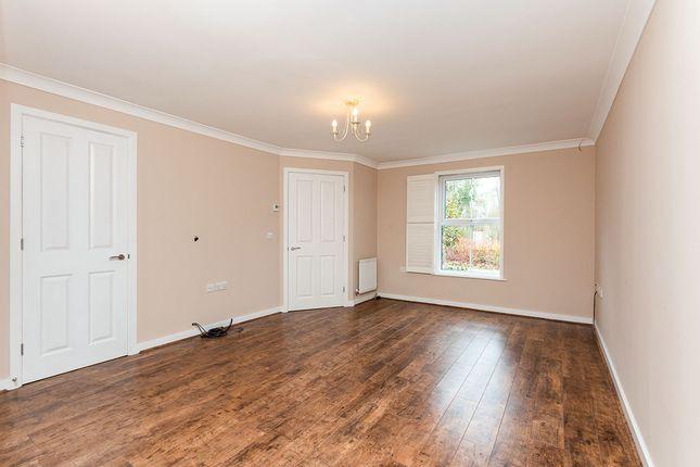 Living Room of Cufaude Lane, Sherfield-On-Loddon, Hook, Hampshire RG27