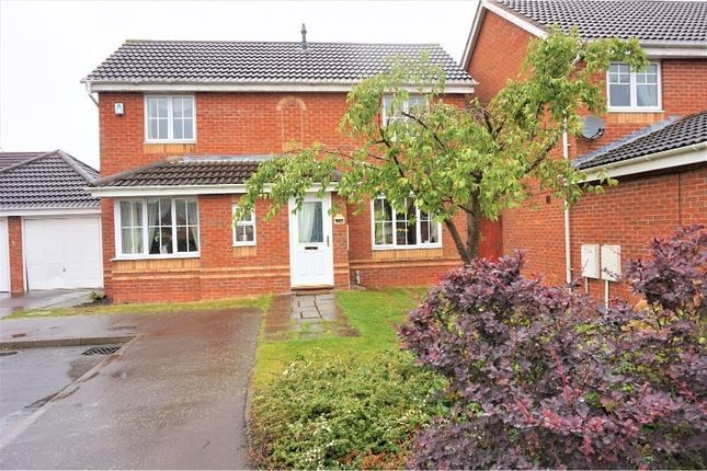 Thumbnail Detached house for sale in Brook Lane, Walsall