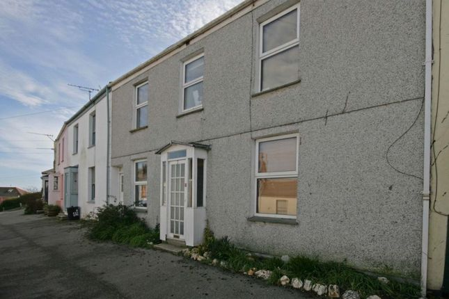 Thumbnail Terraced house to rent in Chapel Terrace, Falmouth