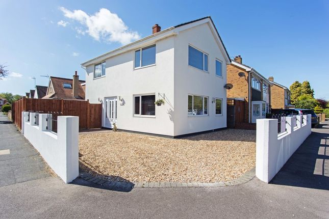Thumbnail Detached house for sale in Burney Road, Gosport