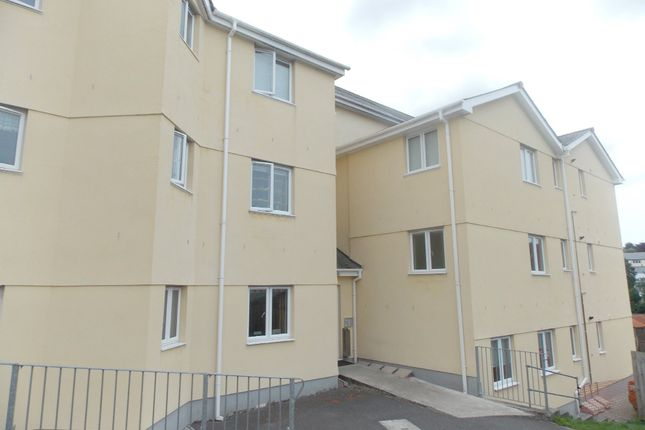 Thumbnail Flat to rent in Sparnon Close, Redruth, Cornwall