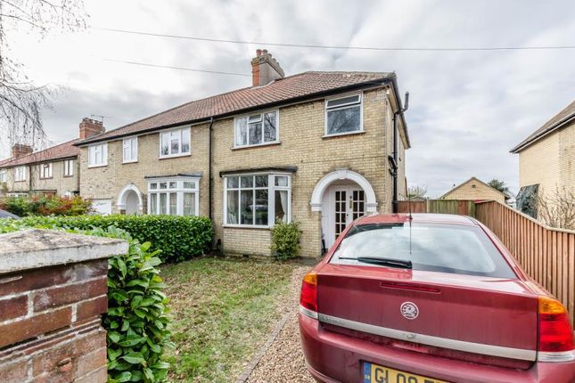 Thumbnail Semi-detached house for sale in Great Shelford, Cambridge, Cambridgeshire