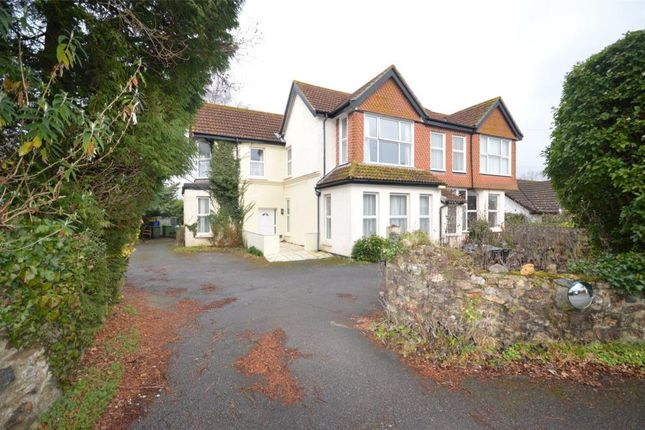 Thumbnail Detached house for sale in Wallfield Road, Bovey Tracey