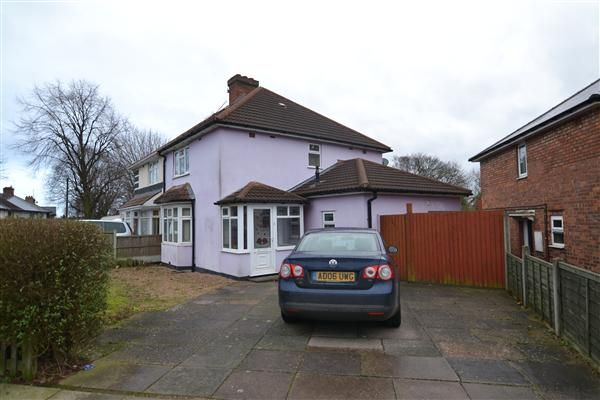Thumbnail Semi-detached house to rent in Colindale Road, Kingstanding, Birmingham