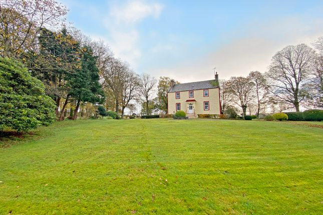Thumbnail Detached house for sale in Glenlochar, Castle Douglas