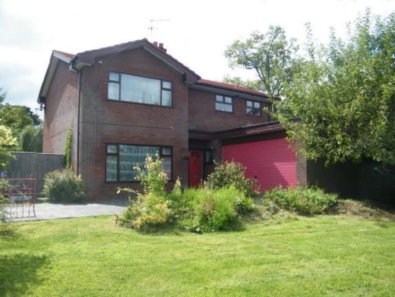 Thumbnail Detached house for sale in Beauty Bank, Darnhall, Winsford, Cheshire