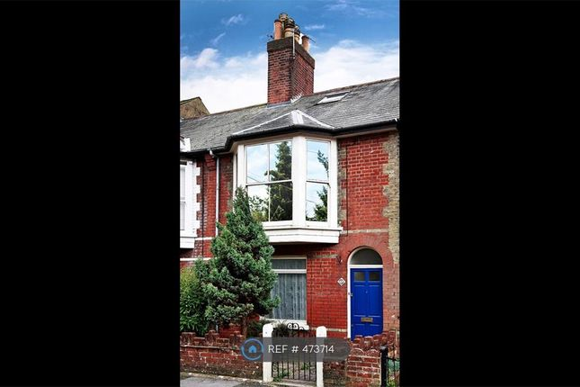 Thumbnail Terraced house to rent in Highcliffe Road, Winchester