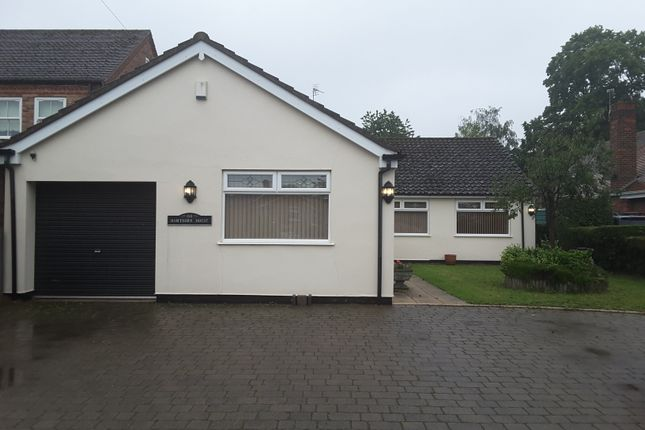 Thumbnail Detached bungalow to rent in Main Street, Auckley, Doncaster