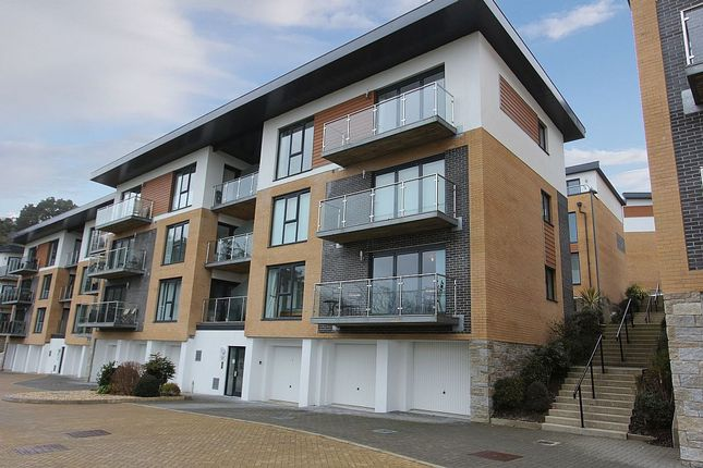 Thumbnail Flat for sale in Rashleigh Road, Duporth, St. Austell, Cornwall